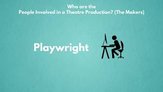 Who are the People Involved in a Theatre Production?