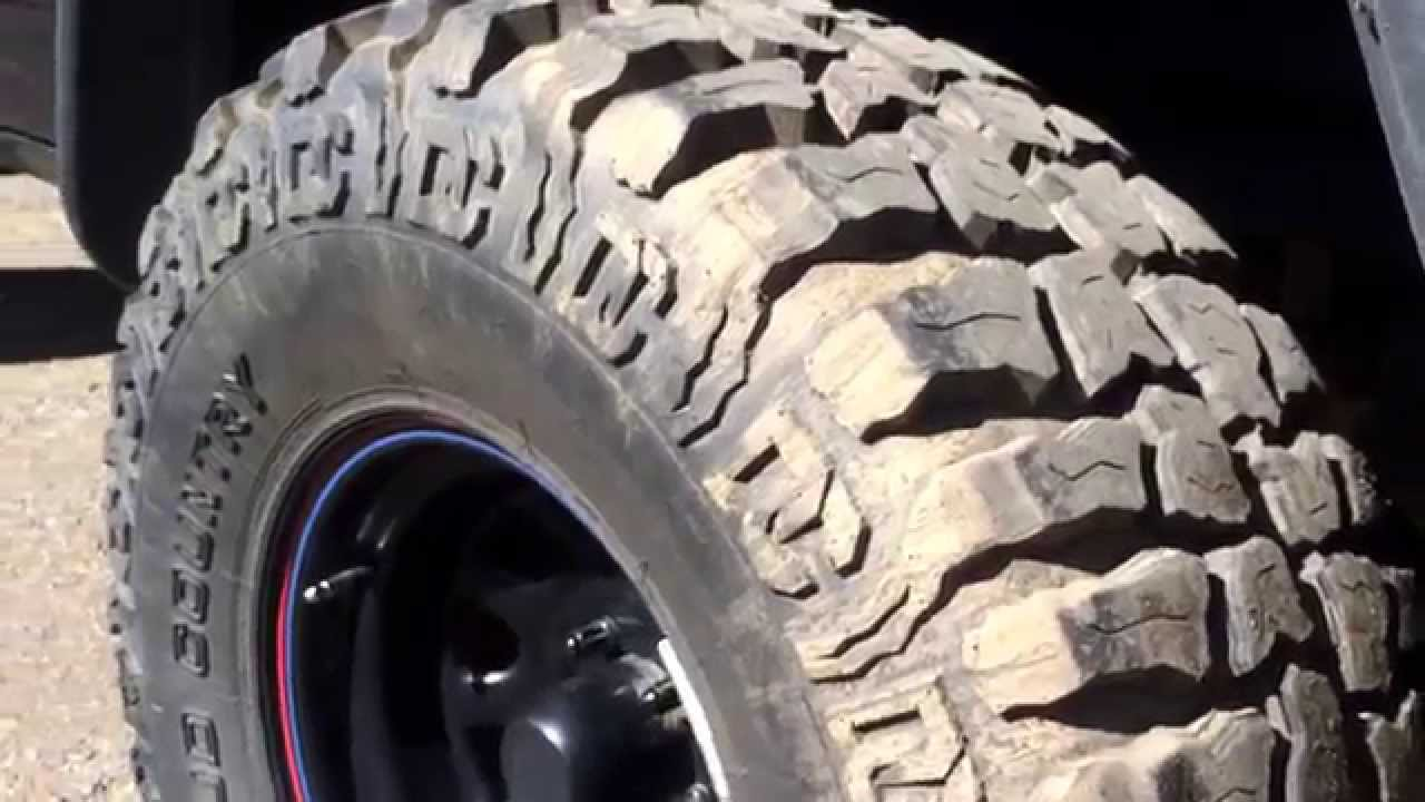 Dick Cepek Extreme Country Tire Review - Offroad