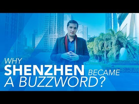 Why Shenzhen became a buzzword? - Hardware Ops innovation program for startups and entrepreneurs