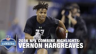 Vernon Hargreaves (Florida, DB) | 2016 NFL Combine Highlights