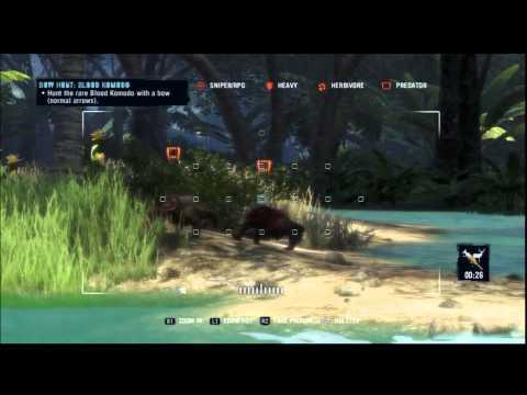 Far Cry 3 Blood Komodo Dragon Hunting 1080p HD