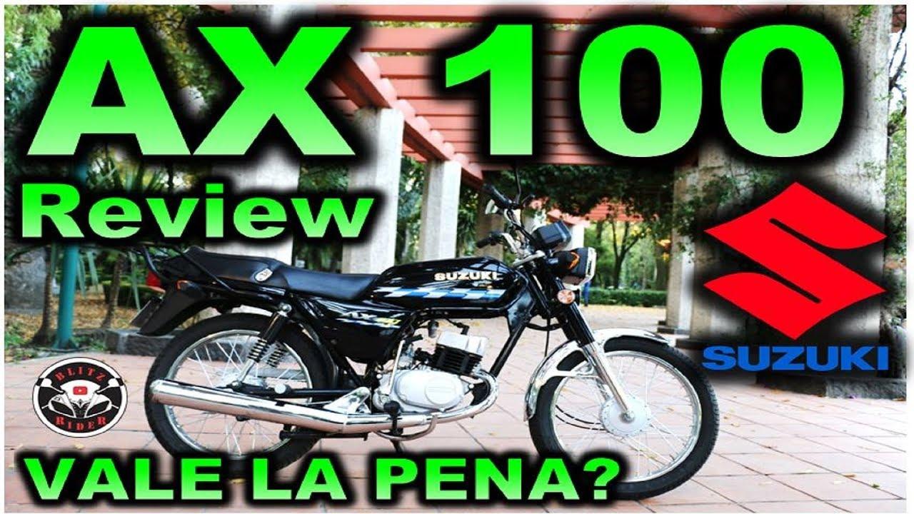 Suzuki Ax Review