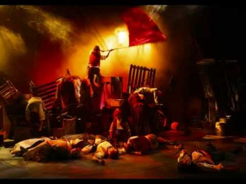 Theme From Les Misérables 1982 , by Michel Magne.