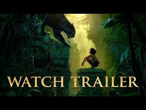 The Jungle Book Official US Teaser Trailer fragman