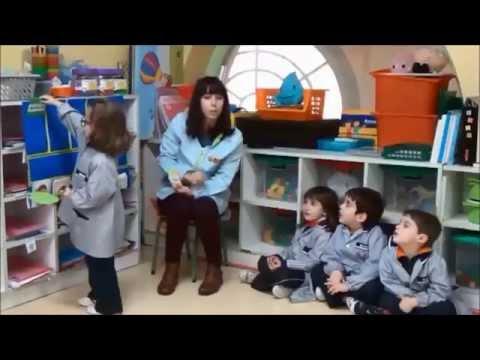 Ca2 TV  Amco en 2ºC de Infantil ESCUELAS PÍAS ZARAGOZA 2014 2015