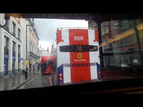 London Transport WLT 871 Route 15 Trafalgar Square - Tower Hill