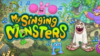 My Singing Monsters - Intro - Part 1 [Android Gameplay, Walkthrough]