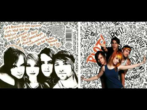 Paramore  Riot! 2007 FULL ALBUM