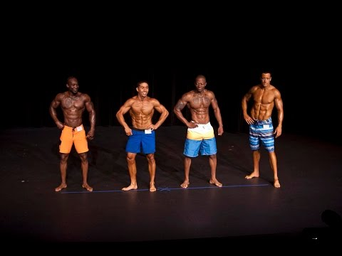 2014 NGA Central Florida Classic Bodybuilding Championship Men's Pro Physique