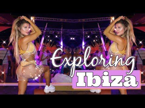 GIRLS VS IBIZA | TRAVEL VLOG FT GRACEFITUK, STEPH ELSWOOD, LEESHMUK
