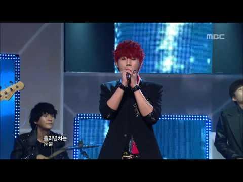 Kim Sung-gyu - 60sec, 김성규 - 60초, Music Core 20121124
