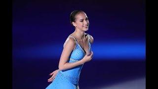 Алина Загитова выступит на этапе Гран при NHK Trophy в Японии