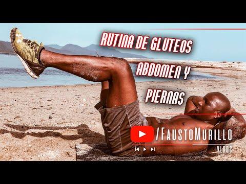 RUTINA GAP (GLUTEOS ABDOMEN Y PIERNAS.)