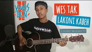 Kunci / Chord Gitar Lagu Galau - ost. YOWES BEN 2 | chord mudah !!!