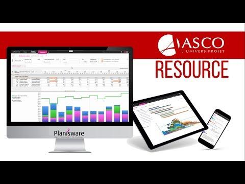 4- Planisware Resource Management