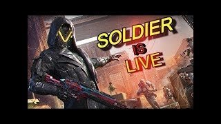 PUBG MOBILE LIVE : HIND SOLDIER & HIND TEAM FULL ON ACTION  | 😎