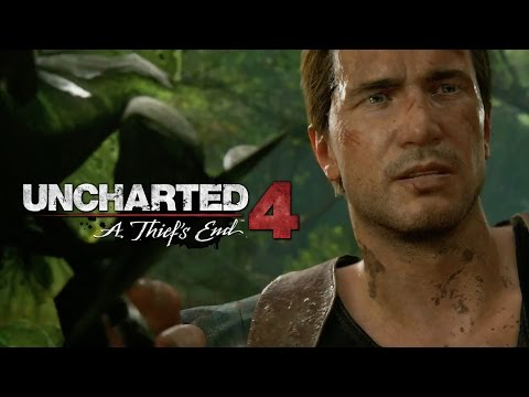 Uncharted 4: A Thief's End - Story Trailer