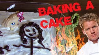 no hands baking challenge