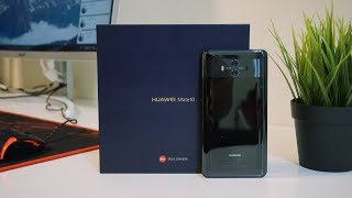HUAWEI MATE 10 REVIEW: THE 4000MAH BATTERY KING
