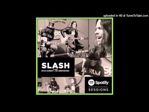 Slash&Myles Kennedy - Sweet Child O' Mine - (Spotify acoustic sessions)