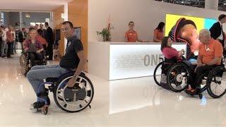 Praxistest Zusatzantrieb Rollstuhl WheelDrive