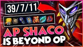 AP SHACO IS BEYOND OP!