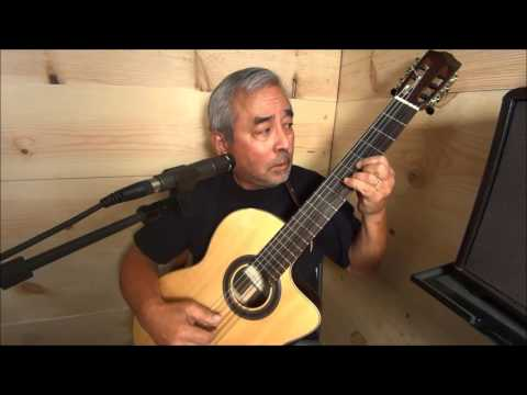 Shenandoah ~ Acoustic Folk Guitar