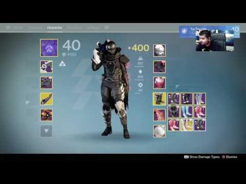 TarTacular's Daily Destiny Streams WotM RAID ( Siege Engine, Aksis ph1, Aksis ph2 )
