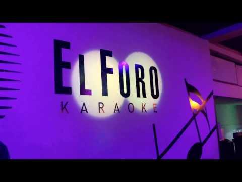 El FORO Karaoke Torreón, Coah.