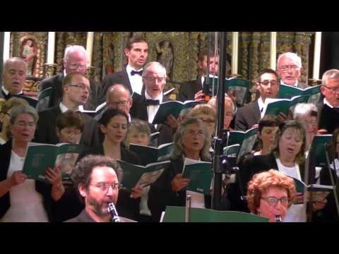 Stabat Mater op.16 (Rheinberger), Ensemble vocal Alain Fromy, Paimpont 12/06/2016