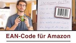 EAN-Nummer für Amazon FBA - Alles was du wissen musst!