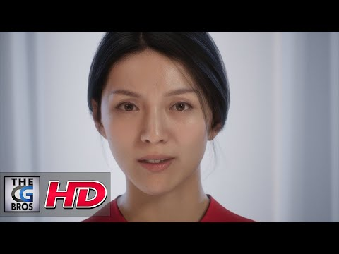 "CGI  & VFX Tech Demos: ""Siren Real -Time Performance"" - by Unreal Engine"