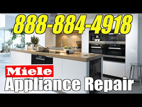 Miele Appliance Repair Manhattan- Miele Dishwasher Repair