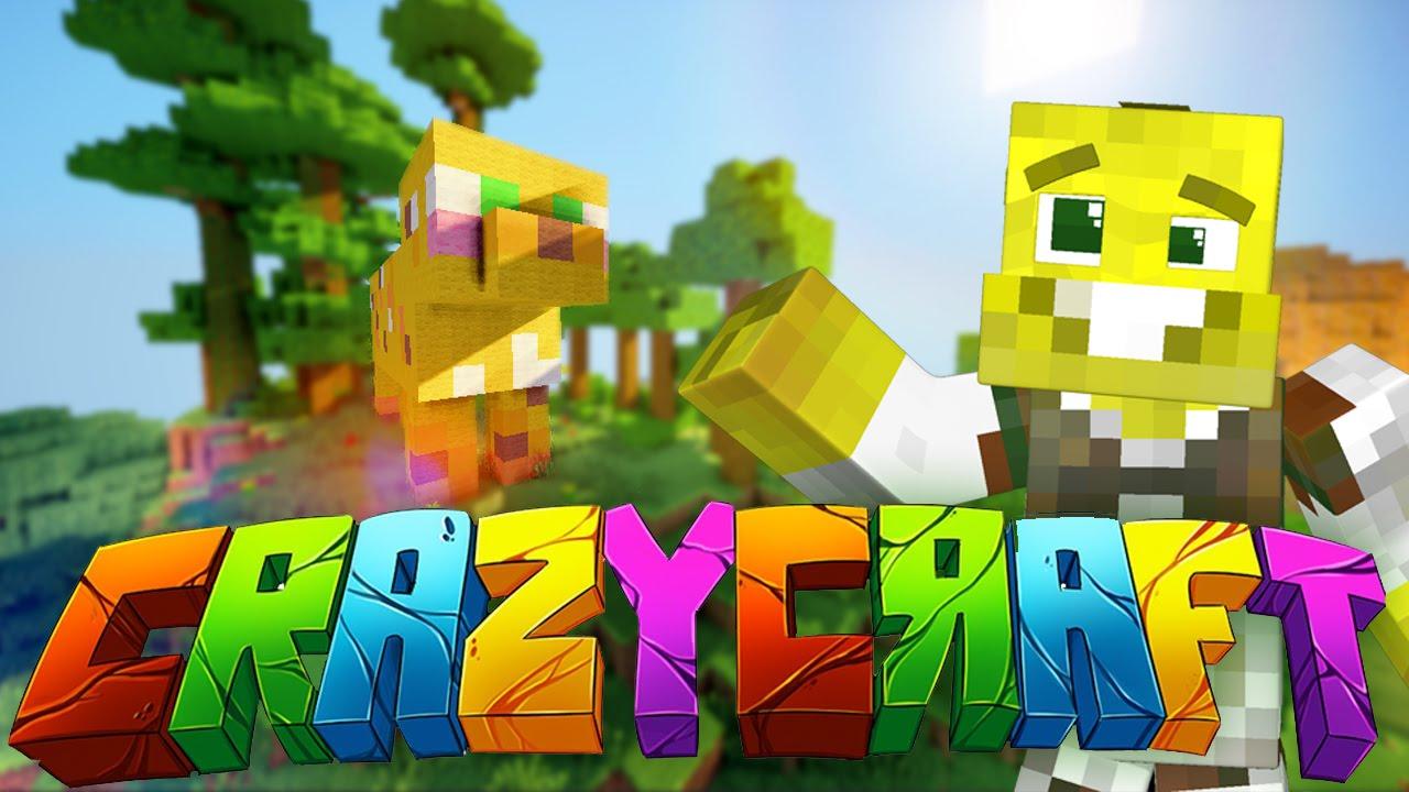Lizzie S Quest Crazycraft 3 0 Ep 48 Youtube Crafts Minecraft Ldshadowlady