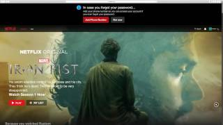 Video How to Delete Netflix Viewing History download MP3, 3GP, MP4, WEBM, AVI, FLV Desember 2017