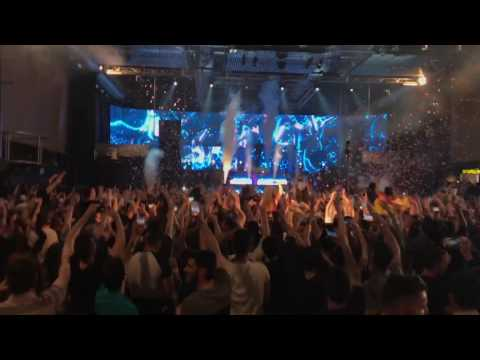 Intro Nicky Romero - The Moment (Novell) @ Fabrik Madrid (Protocol Night) 08/04/2017