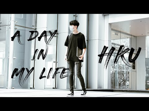 A Day In My Life at The University of Hong Kong