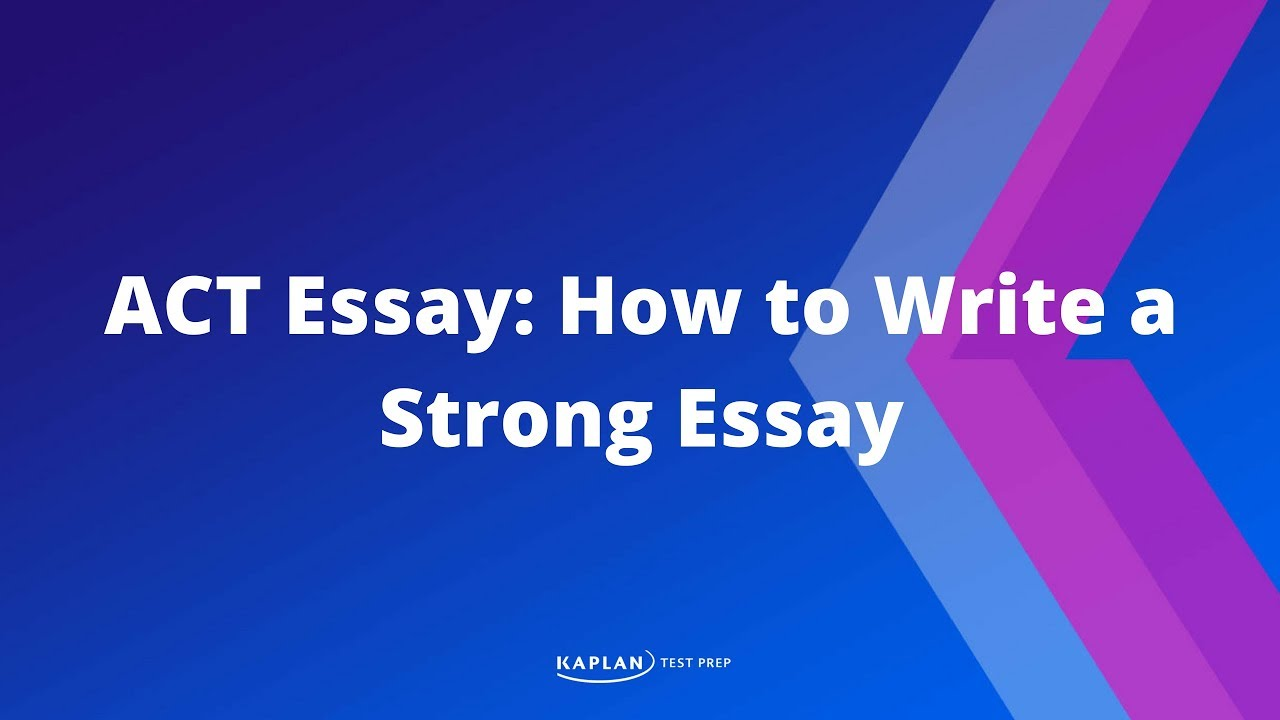 Essay On English Teacher Act Essay Writing Tips Act Essay Strategies For Structure Definition Essay Paper also Teaching Essay Writing High School Act Essay Writing Tips Act Essay Strategies For Structure  Youtube Sample Essay High School