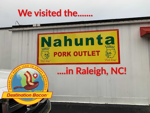 Nahunta Pork Outlet, Raleigh, NC