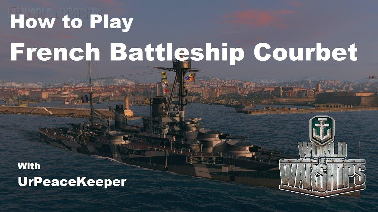 how to play battleship world of warships