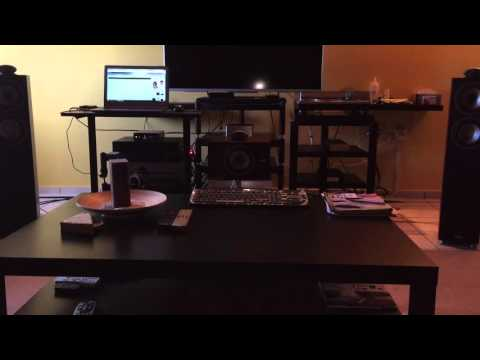 Denon DA-300 usb dac+Musical Fidelity X-10v3-X-PSU V3+Denon pma 2010 AE+Tannoy dc2