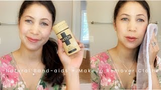 Bamboo Bandages + Makeup Remover Cloth | Natural Home with Jennifer