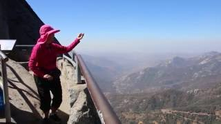 Tai Chi High: Moro Rock, Sequoia King's Canyon everydaytaichi lucy chun Honolulu, Hawaii