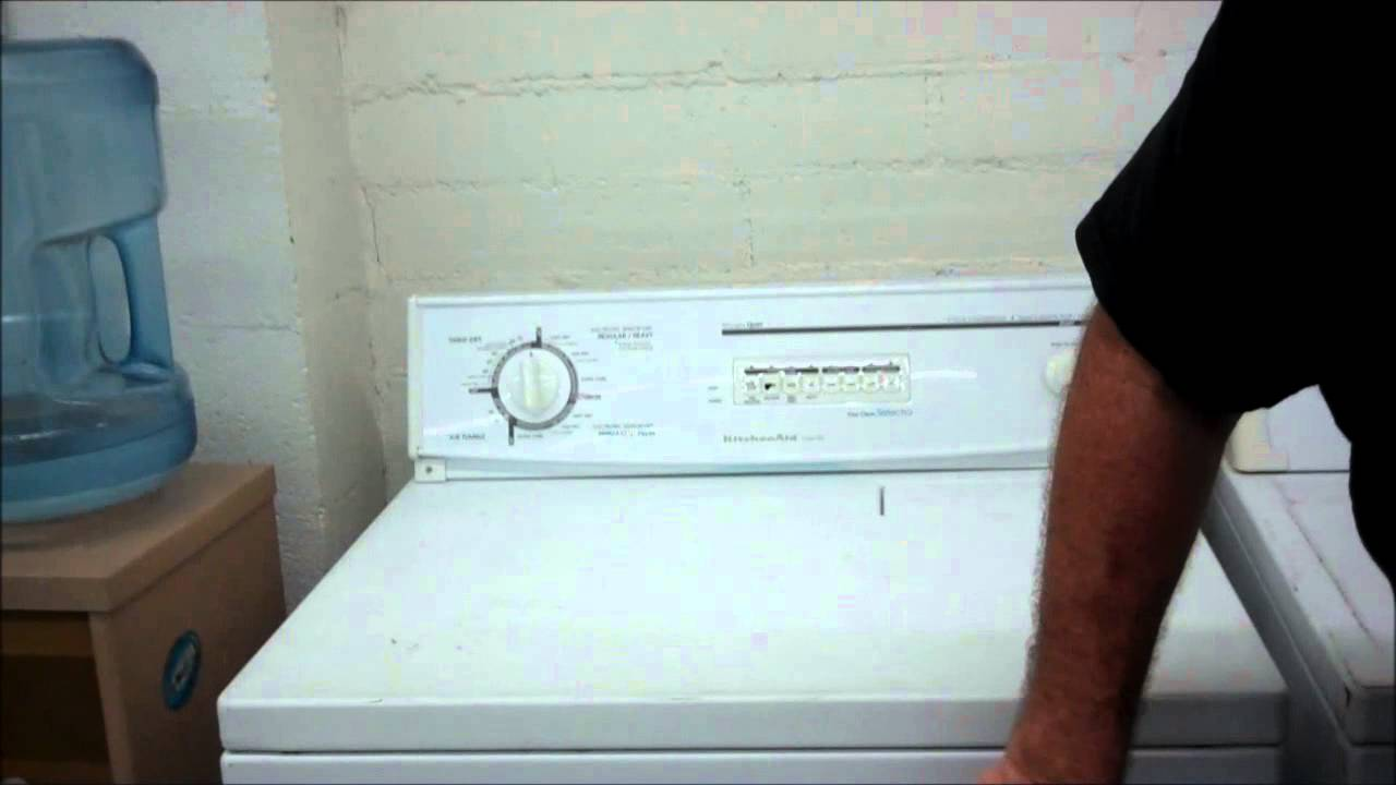 KitchenAid Dryer Made By Whirlpool | Cheap Whirlpool Dryer For Sale $175.00