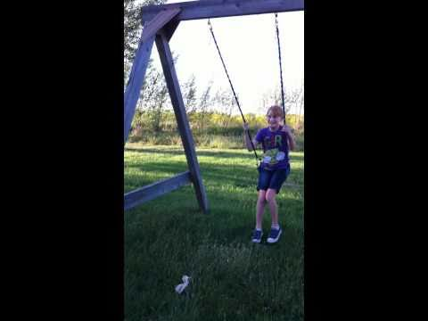 Swinging With Ivy and Freddie!!!!!