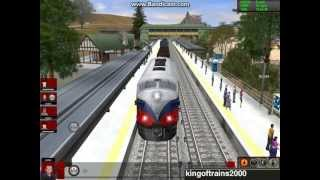 Trainz Classics: Metro-North Harlem Line Randomness