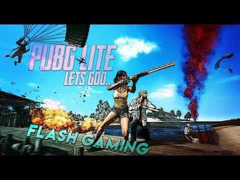 PUBG #LITE LIVE STREAM ||  LIVE STREAMING || FLASH GAMING