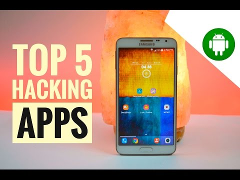 Best Android Hacking Tools