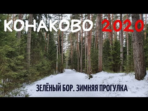 Конаково 2020. Зелёный