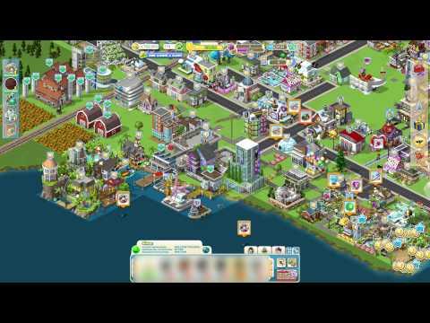 Old Facebook Games: Zynga's CityVille